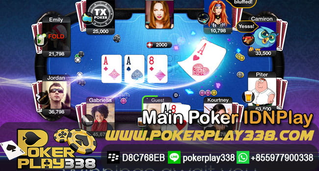 Main Idnplay Poker Indonesia